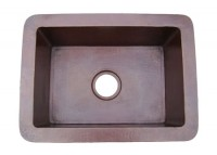 Copper Kitchen Sink 22