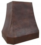 Wall Mount Copper Range Hood Item: TCS6400
